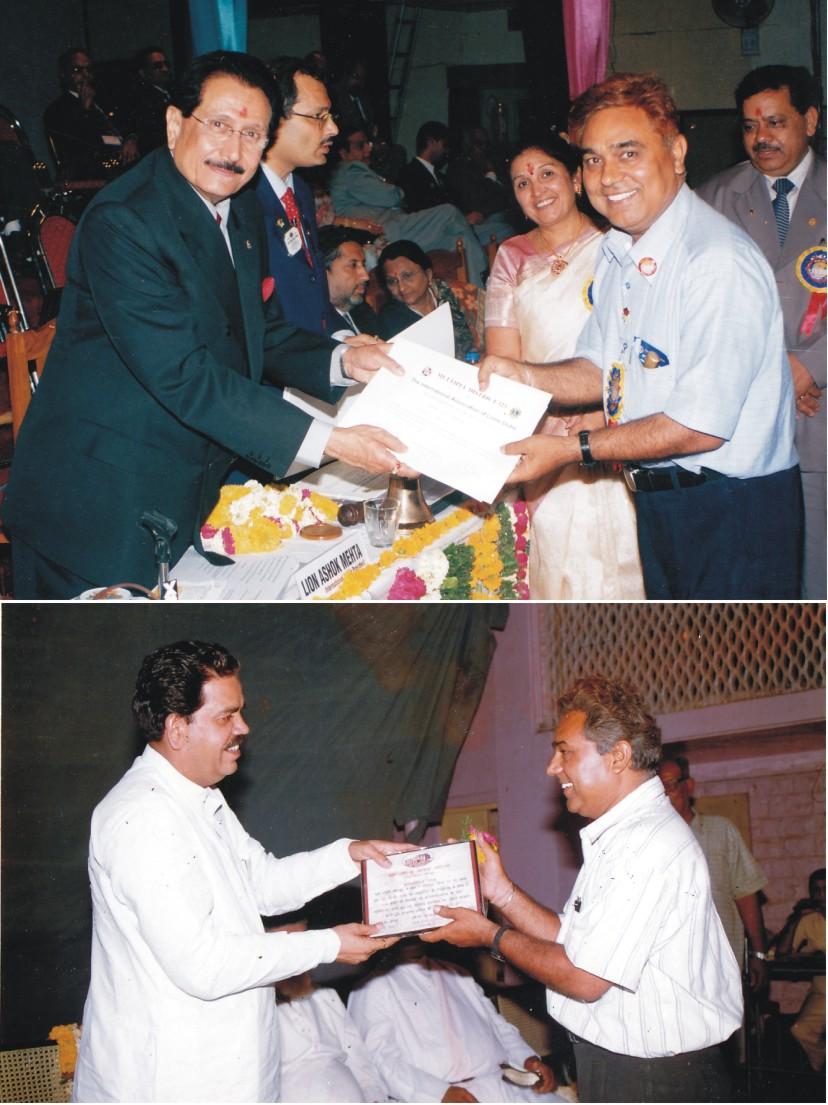 Dr. P.P. Sharma (Award Winning Individual)