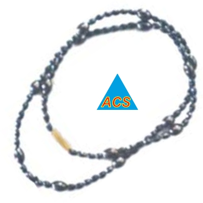 ACS Magnetic Necklace Oval - Super