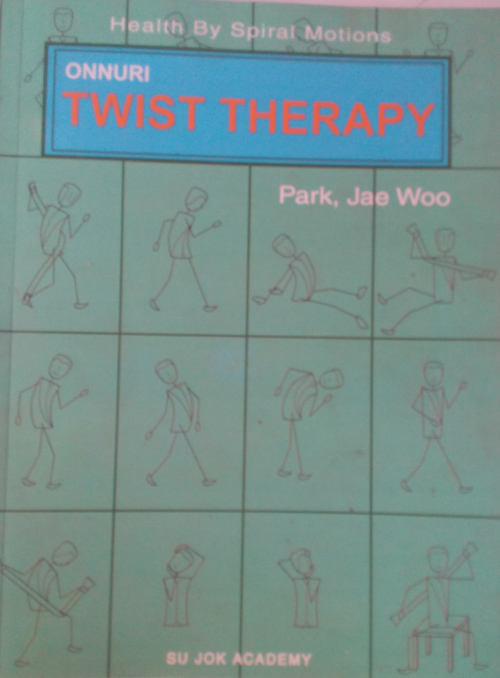 Onnuri Twist Therapy - Park Jae - Eng Book