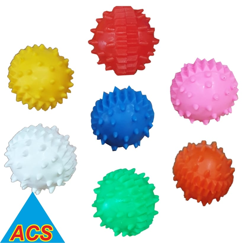ACS Sujok Ball - 7 Colour Plastic