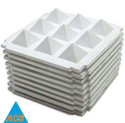 ACS Pyramid Chips all 9 color (P-4.5