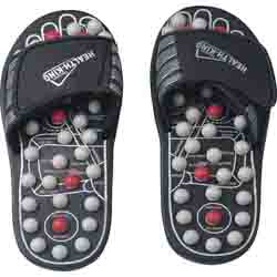 Sandal Spring- Foot Reflex - Massage Slipper