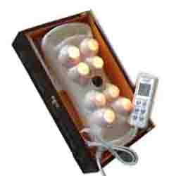 Jade Massager-Stone  Heat Therapy 9 Ball Projector