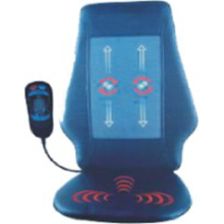 Massage Cushion with Vibration Roller System