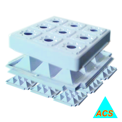 ACS Pyramid Water Stand Size 6