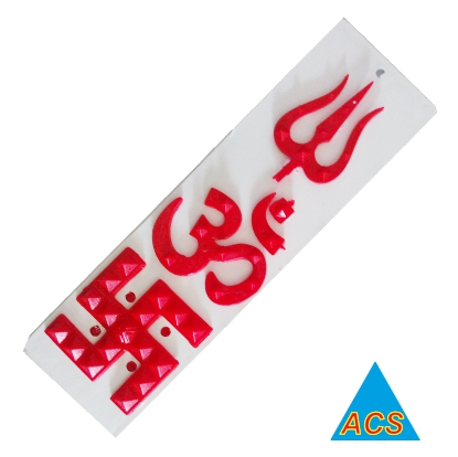 ACS Tri Energy Yantra - Big