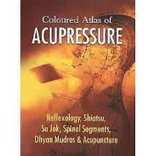 Coloured Atlas of Acupressure - Eng.  - SJK