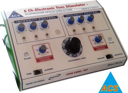 ACS TENS 6 Channel - Stimulator  - 474