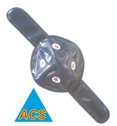 ACS Magnetic Knee Belt - Rexine  - 484