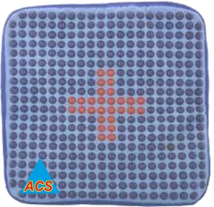 ACS Acupressure Seat Small  15  - 114