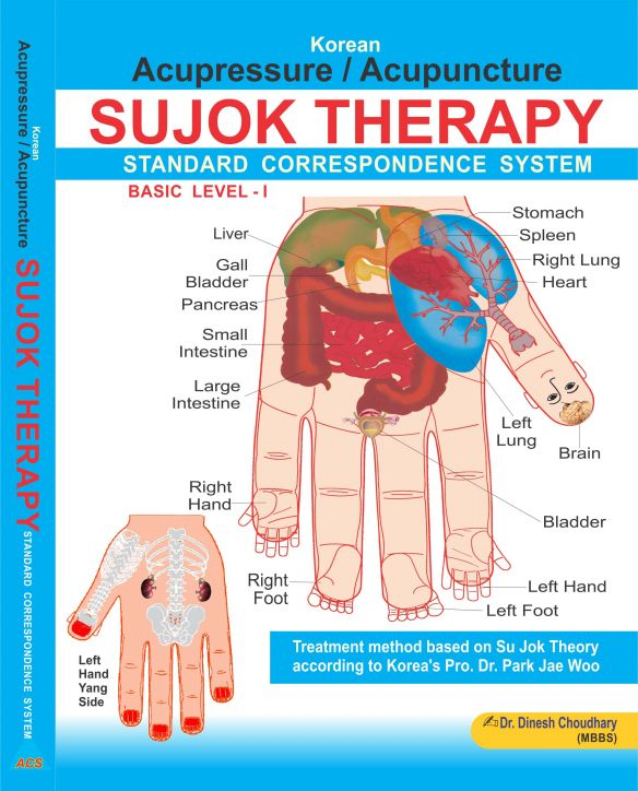 Diploma in Sujok Acupressure Therapy (D.S.T.)