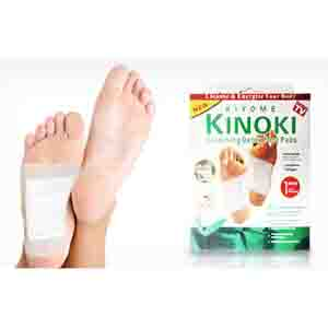 Kinoki Detox Foot Pads - Set of 10  - 10121