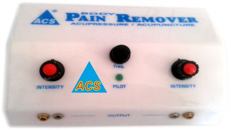ACS Body Pain Remover  -4 Channel Stimulator  - 474