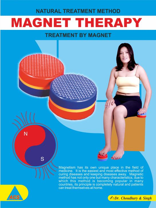 Master Diploma in Magnet Therapy (M.D.Mag.)