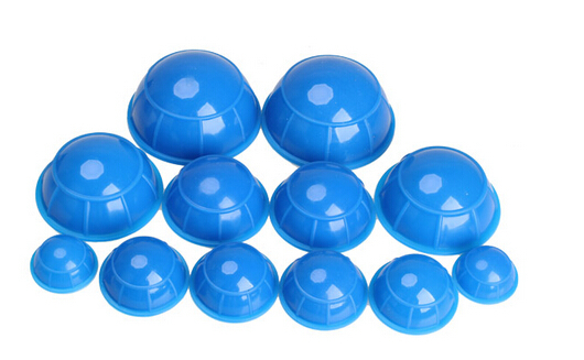Vaccum Ball Half - Silicion set of 12  - VCG