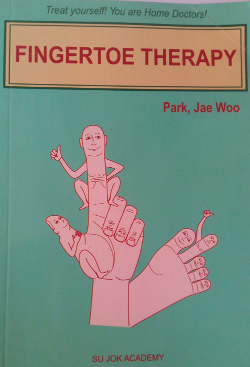 Fingertoe Therapy - Park Jae -  Eng Book  - SJK