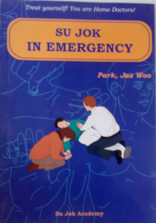 Su Jok In Emergency - Park Jae - Eng Book  - JRB
