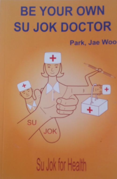 Be Your Own Sujok Doctor - Park Jae -  Eng Book  - JRB
