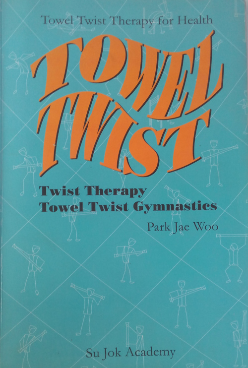 Towel Twist - Park Jae - Eng Book  - SJK