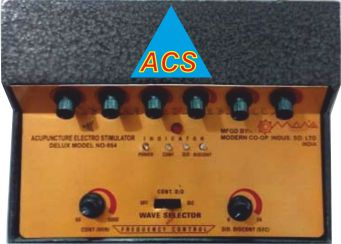 ACS TENS Acupuncture Electro Stimulator- 6 Ch.Ko  - 474