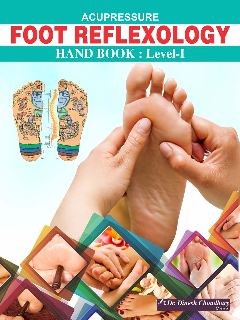 ACS Acupressure Foot Reflexology Book-Eng.