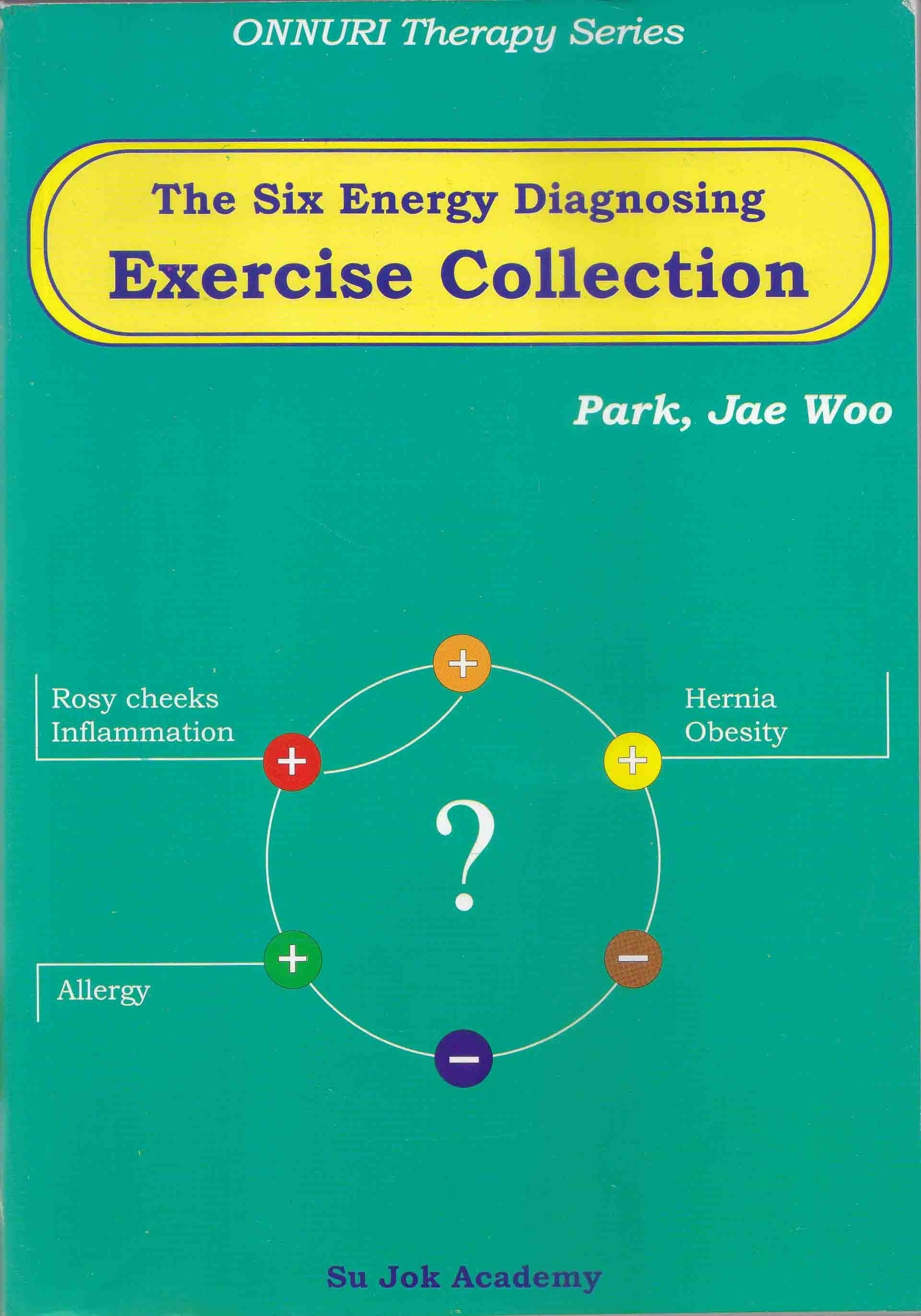 The Six Energy Diagnosing Exercise Collection  - JRB