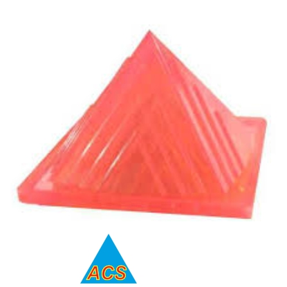 ACS Seven Chkra Pyramid-Set of 7  - 720