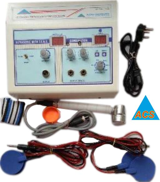 ACS TENS 2 CH. Ultrasonic Therapy Combi  - 474