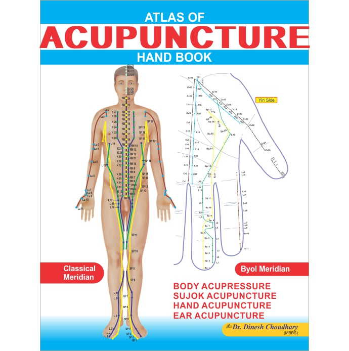 Atlas of Acupuncture Hand Book  - 571