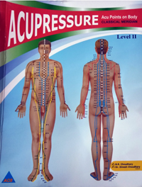 Acupressure Classical Meridian Level II Eng.  - 326