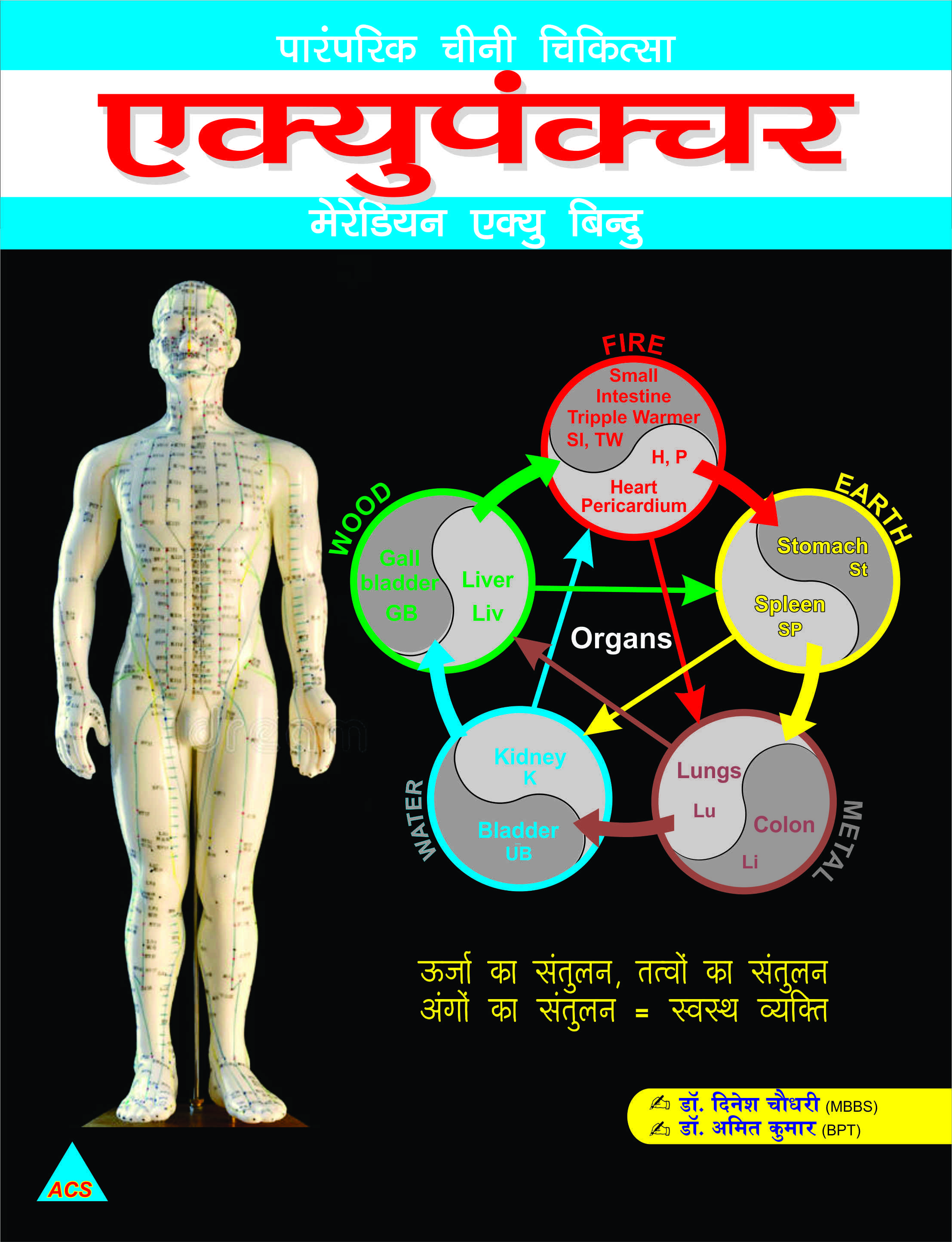 ACS Acupuncture Book - Hindi  - 571