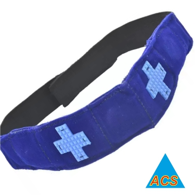 ACS Magnetic Head Belt - Velvet  - 484