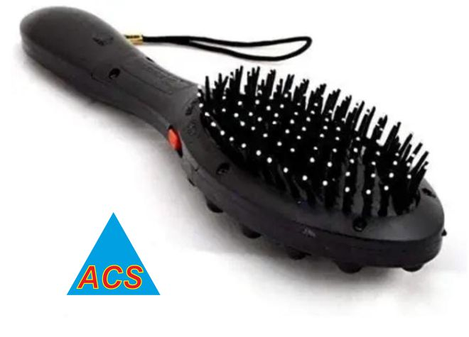 ACS Hair Brush - Vibrator Comb  - 499