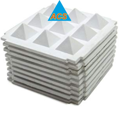 ACS Pyramid Chips all color (P-9