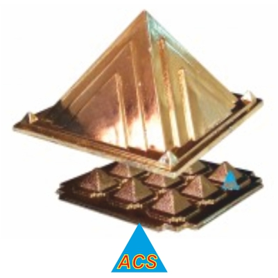 ACS Pyramid Navgrah - IV Golden  - 720