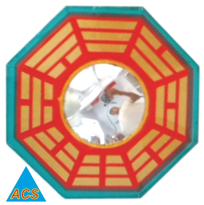 ACS Bagua Mirror - Medium 6.5