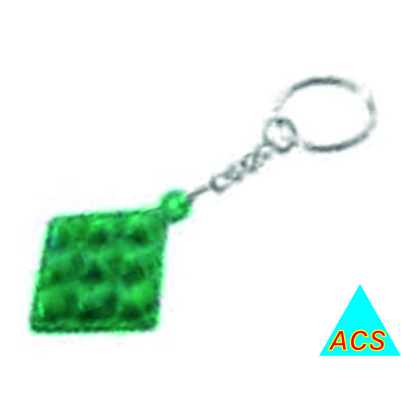ACS Pyramid Key - Chain - 9 Pyramid  - 720