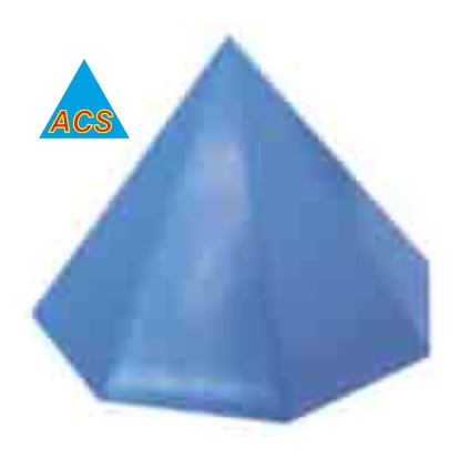 ACS Ast Pyramid 9 Colour - Dome  - 720