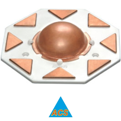 ACS Pyramid Bath Yantra - With Sea Salt  - 720