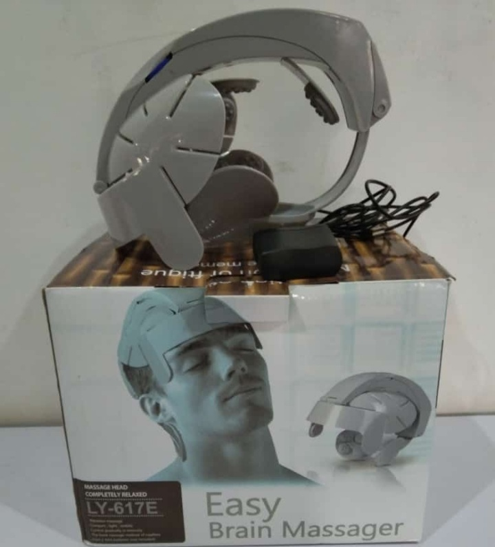 Head Massager - Brain / Easy Reflex Massager