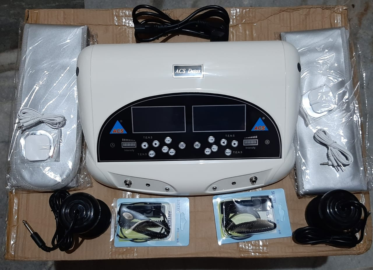 Detox-Foot Spa - Dual Model  - CW-50