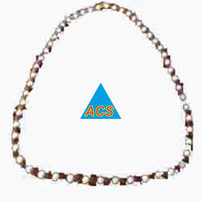ACS Magnet Necklace - Rudraksh  - 484
