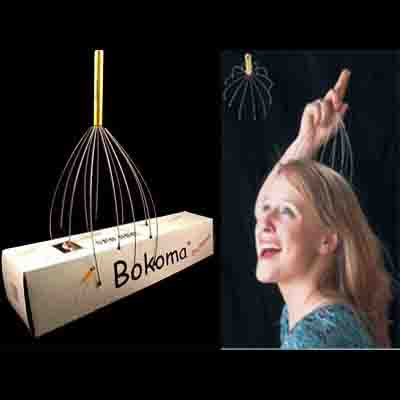 Bokamo - Head Massger  - 10121