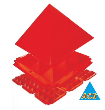ACS Pyramid Set - Colour - 6