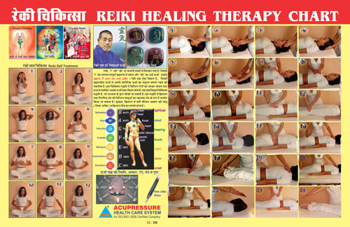 Master Degree in Reiki Healing IIIrd & M.Degree