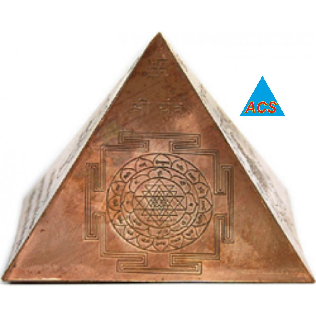 ACS Copper Pyramid - Top Printed 4.5