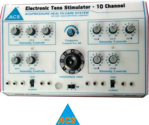 ACS TENS 10 Channel - Stimulator  - 474