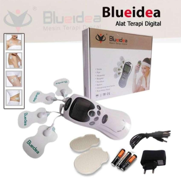 Digital Therapy Massager / Blue Idea  - CW-50